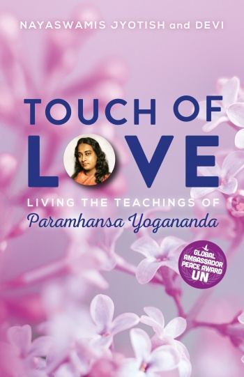 Touch of Love book living the teachings of paramhansa yogananda by jyotish and devi
